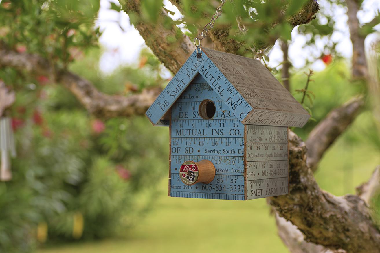 Wooden Birdhowse